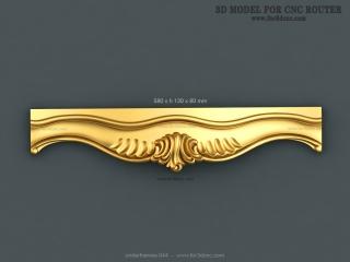 UNDERFRAMES 044 | STL – 3D model for CNC