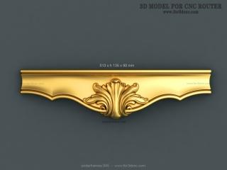 UNDERFRAMES 045 | STL – 3D model for CNC
