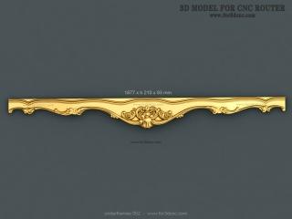 UNDERFRAMES 052 | STL – 3D model for CNC