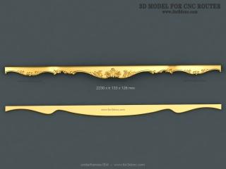 UNDERFRAMES 054 | STL – 3D model for CNC