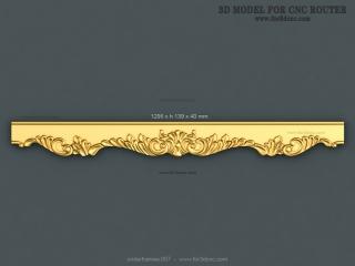 UNDERFRAMES 057 | STL – 3D model for CNC