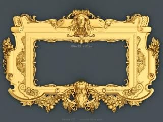 mirror 127 www for3dcnc com 320x240 - CNC MODEL